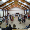 Summer dancing with the Italians July 2015